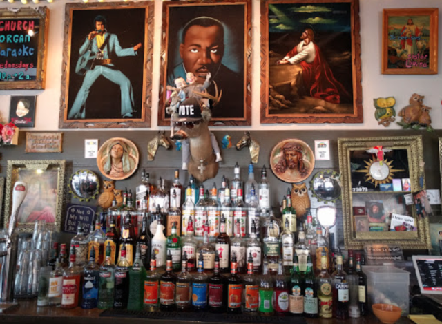 Sister Louisa's Church of the Living Room (World's quirkiest bars 2018)