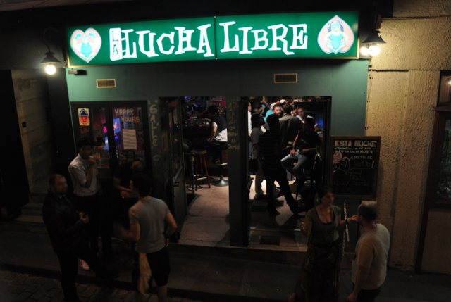 Lucha Libre (World's quirkiest bars 2018)
