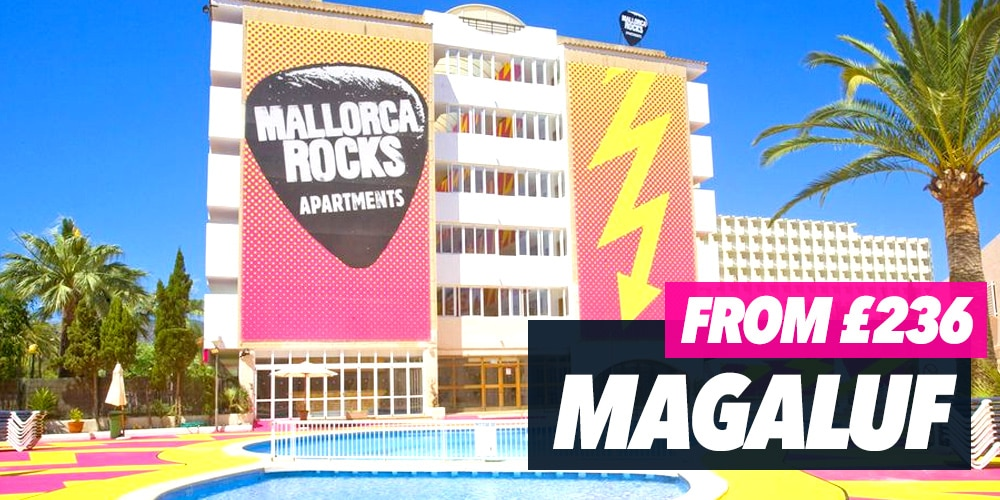 Dirt cheap lads holidays to Magaluf