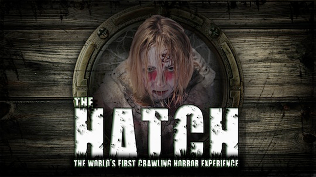 The Hatch maze at Hop Farm's Freak Week Halloween experience