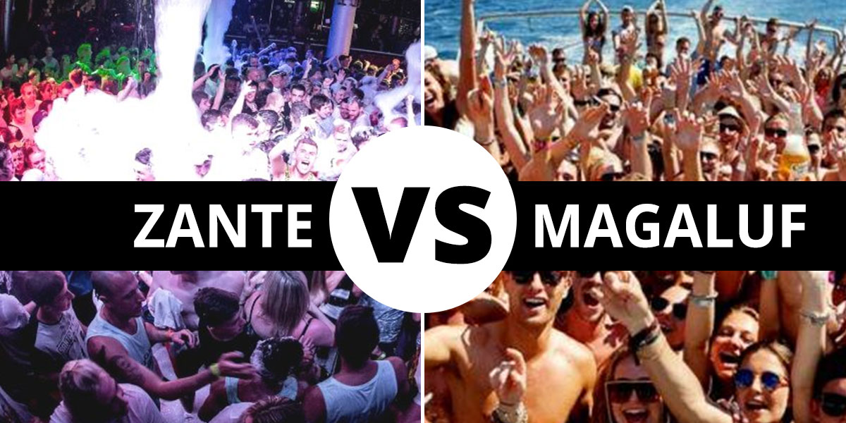 Cheap Lads Holidays >> Zante Vs Magaluf Which Is The Best Lads Holiday Destination