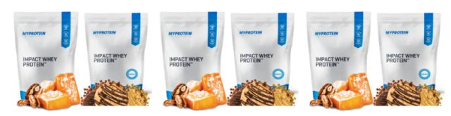 My Protein Powders