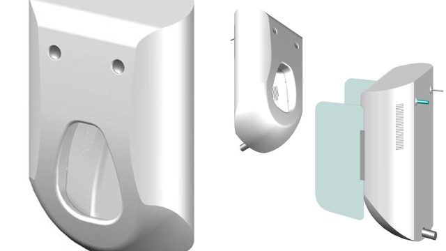 Urinal 2.0 gives you a blow-job after you'd had a wee